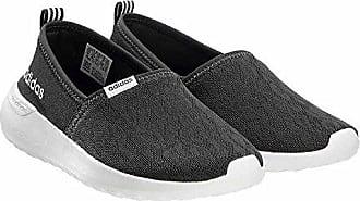 timeless design ce926 18c5d adidas NEO Damen Lite Racer Slip On W Casual Sneaker, Schwarz (Black (New