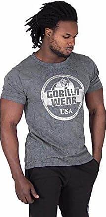 Gorilla Wear Detroit T-shirt Taille XL-XXXL