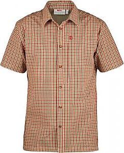 Fjällräven Mens Svante Seersucker Shirt