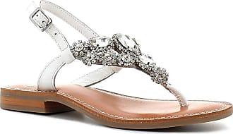 Woz? Sandalo in Pelle Infradito
