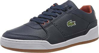 Lacoste Mens Challenge 15 120 1 SMA Trainers, Blue (NVY/Wht 092), 8 UK