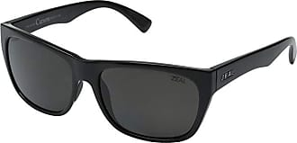 Zeal Optics Carson (Black Gloss/Dark Grey Polarized Lens) Sport Sunglasses
