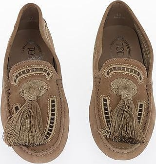 Tod's Suede Leather Loafer size 40