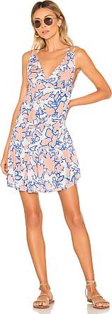 Maaji Tiered Mini Dress in Pink