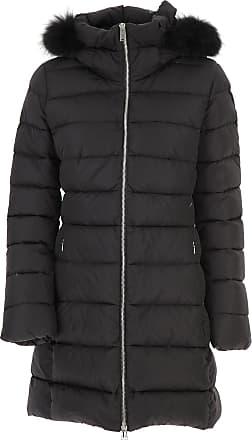 996b7f68b7352 Add Doudoune Femme, Veste de Ski Pas cher en Soldes Outlet, Noir, Polyester