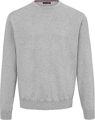 Louis Sayn Pullover aus 100% Baumwolle Pima Cotton Louis Sayn grau