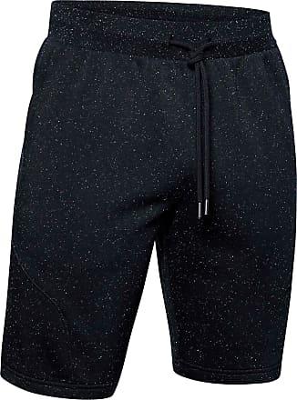 Under Armour Speckled Shorts Herren in black, Größe S