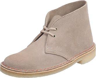 c61fe6fb20 Clarks Clarks Desert Boot 001038695 Damen Desert Boots, Beige (Sand Sde), EU