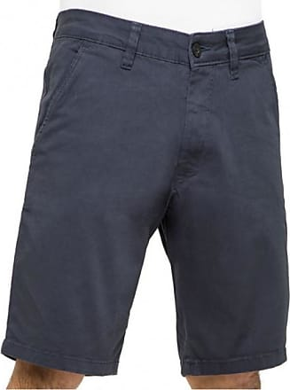 Reell Flex Grip Chino Short Shorts für Herren | schwarz