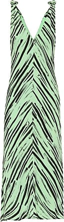 Proenza Schouler Printed crêpe de chine dress