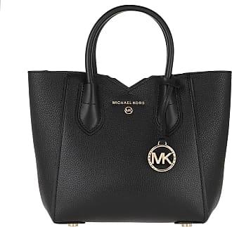 Michael Kors Mae SM Messenger Shoulder Bag Black