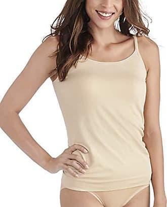 Vanity Fair Womens Seamless Tailored Camisole 17210, Damask Neutral, Medium