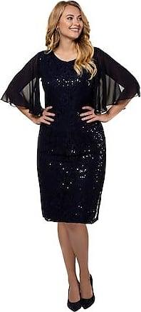 f915c71b135 Ulla Popken Große Größen Abendkleid Damen (Größe 56