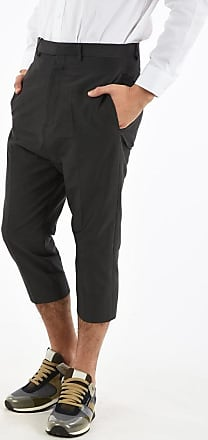 Rick Owens capri CROPPED ASTAIRES pants BLUJAY size 48