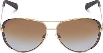 Michael Kors óculos De Sol Aviador - Preto