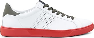 Hogan Sneakers H327, GRAU,WEISS, 5 - Schuhe