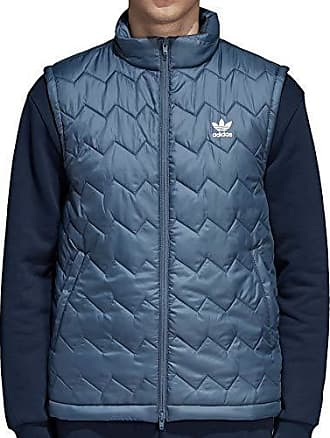 adidas SST Puffy Weste Blau   adidas Switzerland