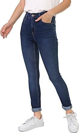 Calvin Klein Jeans Calça Jeans Calvin Klein Jeans Slim Pespontos Azul
