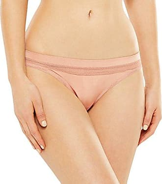 b838ea64c Calvin Klein Womens Youthful Lingerie Micro (W. Lace) Thong