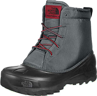 The North Face Mens M TSUMORU High Rise Hiking Boots, Grey (ZINC Grey/TNF Black QH4), 8.5 (42.5 EU)