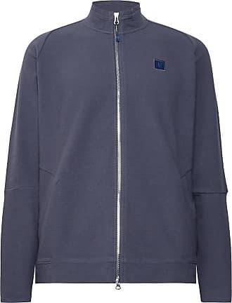 Nike Rf Cotton-blend Jacket - Gray