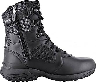 Hi-Tec Magnum Lynx 8.0 Side-Zip Walking Boots - AW17-9 Black