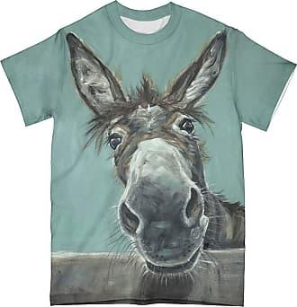 NA Funny Donkey 3D Shirt