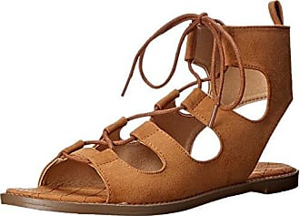 Chinese Laundry Womens Guess Who Sandal, Cocoa Suede, 8.5 M US