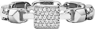 Michael Kors MKC1027AN040 Stacking Ring Mercer Link Silver