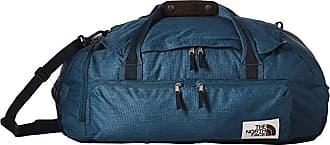 The North Face Berkeley Duffel - Medium (Shady Blue Light Heather/Urban Navy Light Heather) Duffel Bags