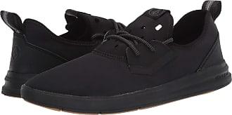 Volcom Draft Eco Shoes Black Destructo 7.5 D (M)