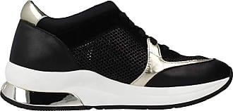 Liu Jo Womens Shoes Low Sneakers with Wedge BA0031 TX032 22222 Karlie 12 Size 36 Black