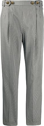 Philosophy di Lorenzo Serafini prince of wales trousers - Black