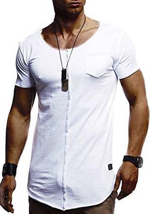 Oversize Shirts in Weiß von LEIF NELSON® für Herren | Stylight