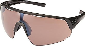 975aa23b376 Under Armour Change Up Wrap Sunglasses UA CHANGEUP SATIN CARBON BLACK  FRAME ROAD TUNED
