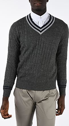 Brunello Cucinelli Linen and Cotton Sweater Größe 50