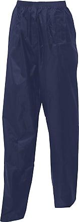 XXXL Navy Regatta Stormbreak Waterproof Over Trousers Size Colour