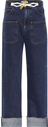 J.W.Anderson Exklusiv bei Mytheresa - High-Rise Jeans Toggle