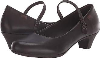 c39ffd511cde Camper Helena Bajo - 20202 (Dark Brown) Womens Shoes