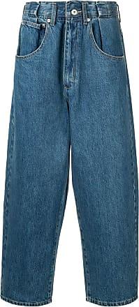 Ground-Zero wide-leg jeans - Azul