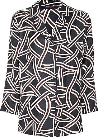 Max Mara Selim silk twill shirt