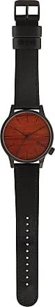 Komono Relógio Komono Winston Black Wood