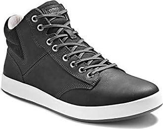 Kodiak Mens Argus Mid Cut Sneaker, New Black, 10.5