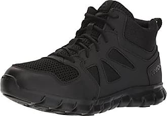 Reebok Womens Sublite Cushion Tactical RB806 Military /& Tactical Boot Black 7.5 W US
