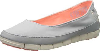 92948f5ce Crocs Womens Stretch Sole Flat 15317 Slip-On Loafer