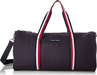 9901e9b0 Tommy Hilfiger Duffle for Women TH Flag Canvas, Tommy Navy, One Size