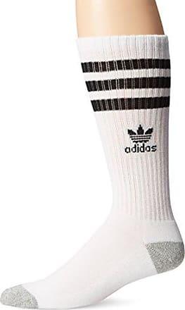 adidas Damen Originas Crew Socken, Damen, schwarzweiß