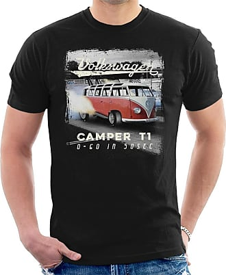 Volkswagen Type 3 Dragster Mens T-Shirt Black
