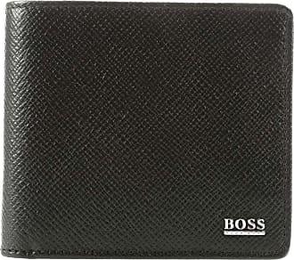 BOSS Signature Geldbörse schwarz