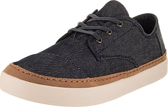 66345b95850f8 Toms Toms Shoes - Toms Paseo Shoes - Navy Denim Rand